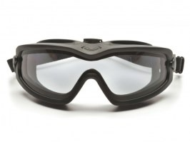 Protective goggles V2G Plus, anti-fog - clear