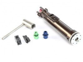 Aluminum nozzle with FPS adjustment NPAS set for WE M4  [RA-Tech]