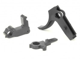 Steel CNC trigger set for WE GBB M4/M16  [RA-Tech]