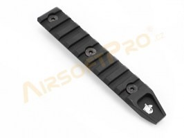 RIS mount rail for KeyMod System - 95mm - black [A.C.M.]