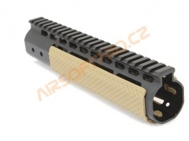 Keymod Soft Rail Cover, 4 pcs, TAN [Big Dragon]