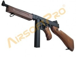 M1A1 - full metal, wood like stock (SW-05) [Snow Wolf]