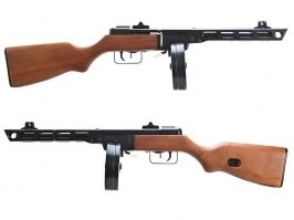 PPSh - Full Metal, Real Wood, blowback [S&T]