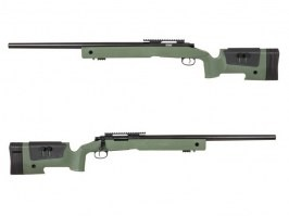 Airsoft sniper rifle SA-S02 CORE™ - Olive [Specna Arms]