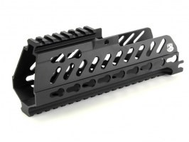 Keymod rail system foregrip for G36c [S&T]