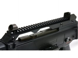 G36 top handle with rail and fixed sights [SRC]