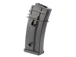 400 rounds hi-cap magazine for G36 series - black