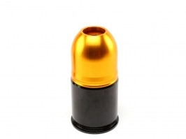 40mm gas grenade for Paintball, or 50 BBs - Short [Shooter]
