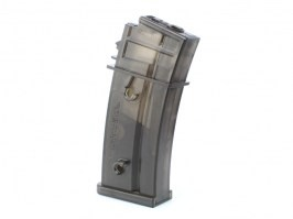 430 rounds hi-cap magazine for G36 series - transparent
