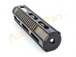 Aluminium 19 metal teeth piston for SVD, SR25, L85 [Shooter]