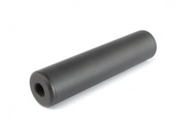 Aluminium silencer 150 x 34mm for airsoft replicas [Shooter]