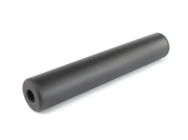 Aluminium silencer 195 x 34mm for airsoft replicas [Shooter]