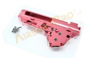 CNC reinforced QD gearbox V3 with 8mm ball bearing [Shooter]