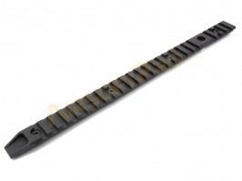 RIS mount rail for KeyMod foregrips - 13,5