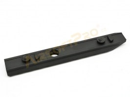 RIS mount rail for KeyMod foregrips - 7