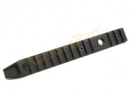 RIS mount rail for KeyMod foregrips - 9