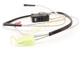 Microswitch for Shooter V2 gearboxes with cables - rear [Shooter]