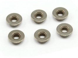6mm Oil-Retaining AEG bushings - steel [SHS]
