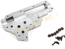 Reinforced 8mm gearbox frame V.2 + bushings [SHS]