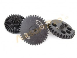 CNC high speed gear set 13:1 - New type [SHS]