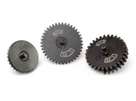 High torque Gear Set 32: 1 - flat gear - 3rd generation [SHS]
