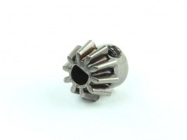 Steel pinion gear - half rounded (D type) [SHS]