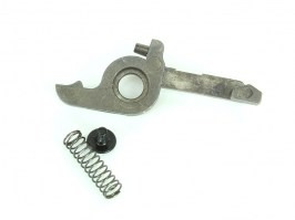 Steel cut off lever for V3 gearbox [SHS]