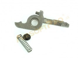 Steel cut off lever for gearboxes version 3 [SHS]