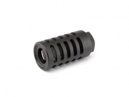 Metal flash hider (SL00301), black [SLONG Airsoft]