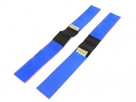 Red / blue recognition sleeve - 2 PCS [SLONG Airsoft]