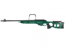 Airsoft sniper SV-98 (SW-025(RU)) spring action rifle, full metal, (Russia Color) [Snow Wolf]