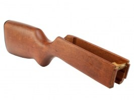 PPSH real wood stock [Snow Wolf]