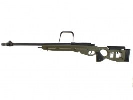 Airsoft sniper SV-98 (SW-025(OD)) spring action rifle, full metal - OD