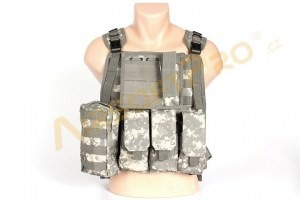 Plate carrier harness vest - ACU  [A.C.M.]