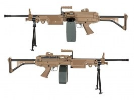 SA-249 MK1 CORE™ machine gun replica - TAN [Specna Arms]
