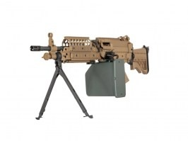 SA-46 CORE™ machine gun replica - TAN