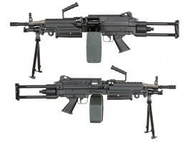 SA-249 PARA CORE™ machine gun replica - black [Specna Arms]