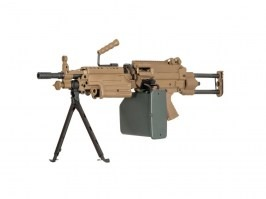 SA-249 PARA CORE™ machine gun replica - TAN [Specna Arms]