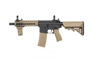 Airsoft rifle RRA SA-E08 EDGE™ Carbine Replica - Half TAN [Specna Arms]