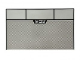 3D PVC Maintenance Mat (50 x 30cm) - grey [Specna Arms]