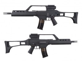 G36K with scope (SA-G14), EBB rifle replica, black [Specna Arms]