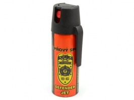 Pepper Spray Your DEFENDER Jet - 50 ml [JGS]