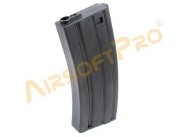 140 rounds ABS magazine for Colt