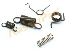 Version 2 gearbox springs set [SRC]