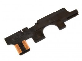 Selector plate for MP5 [SRC]