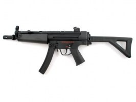 Folding PDW style stock for MP5 A/SD [SRC]