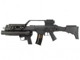 G316KV with Grenade Launcher , EBB , black