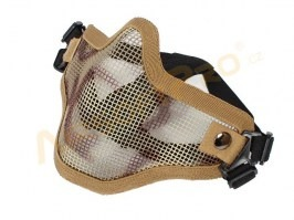 Face protecting STRIKE mask with mesh - desert [EmersonGear]