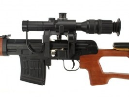 AK SVD 4x26 scope [A.C.M.]