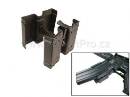 M16 and AK Mag clamp [JG]